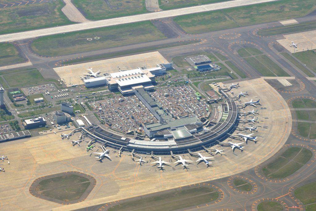北海道_空港のイメージ画像