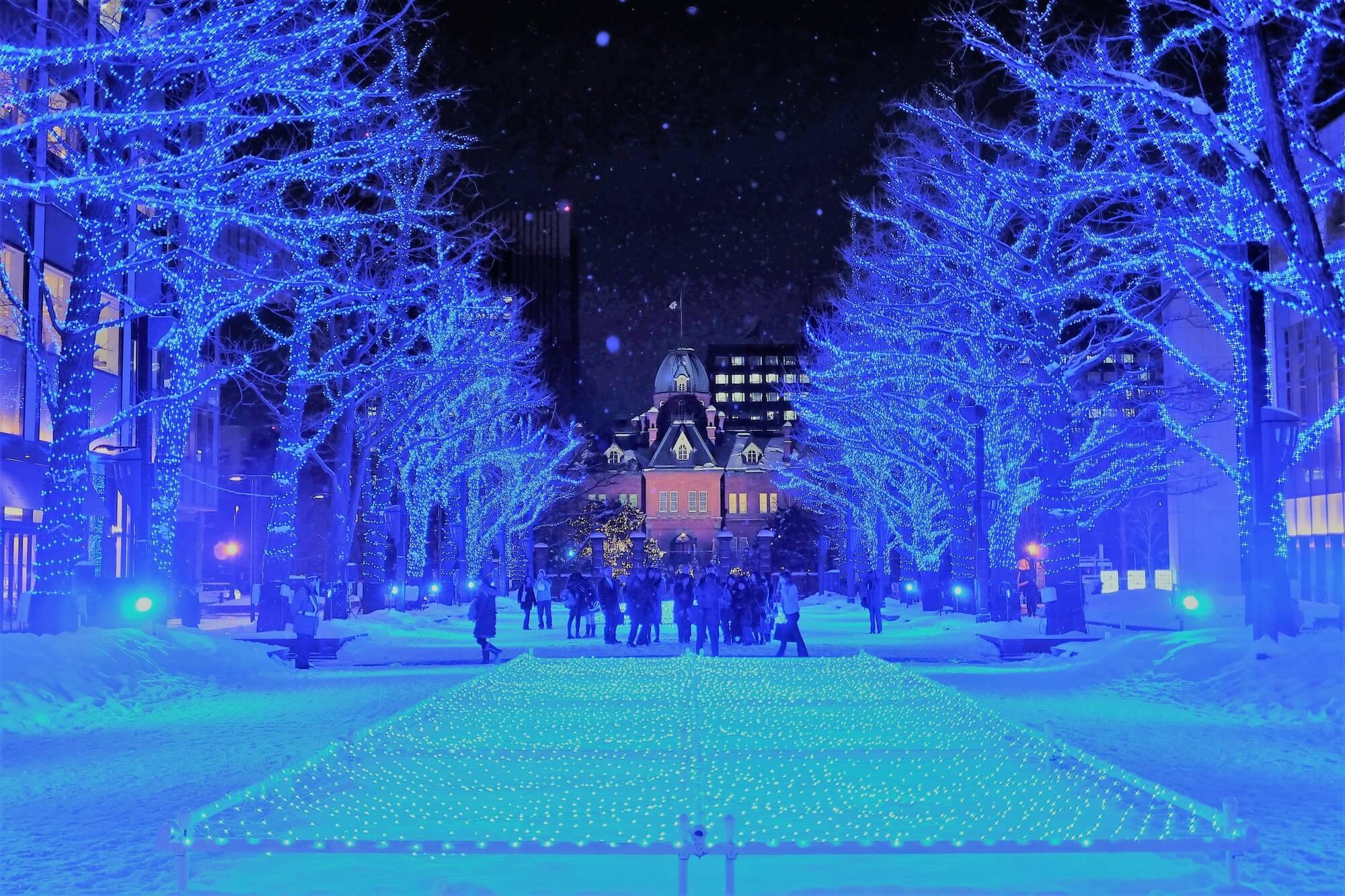 北海道_安い時期のイメージ画像