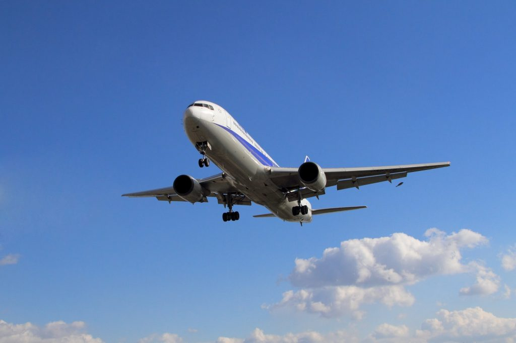 鹿児島_飛行機のイメージ画像