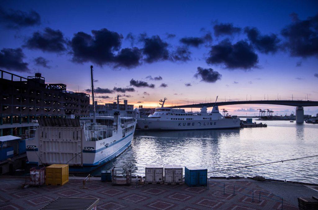 久米島_フェリーのイメージ画像