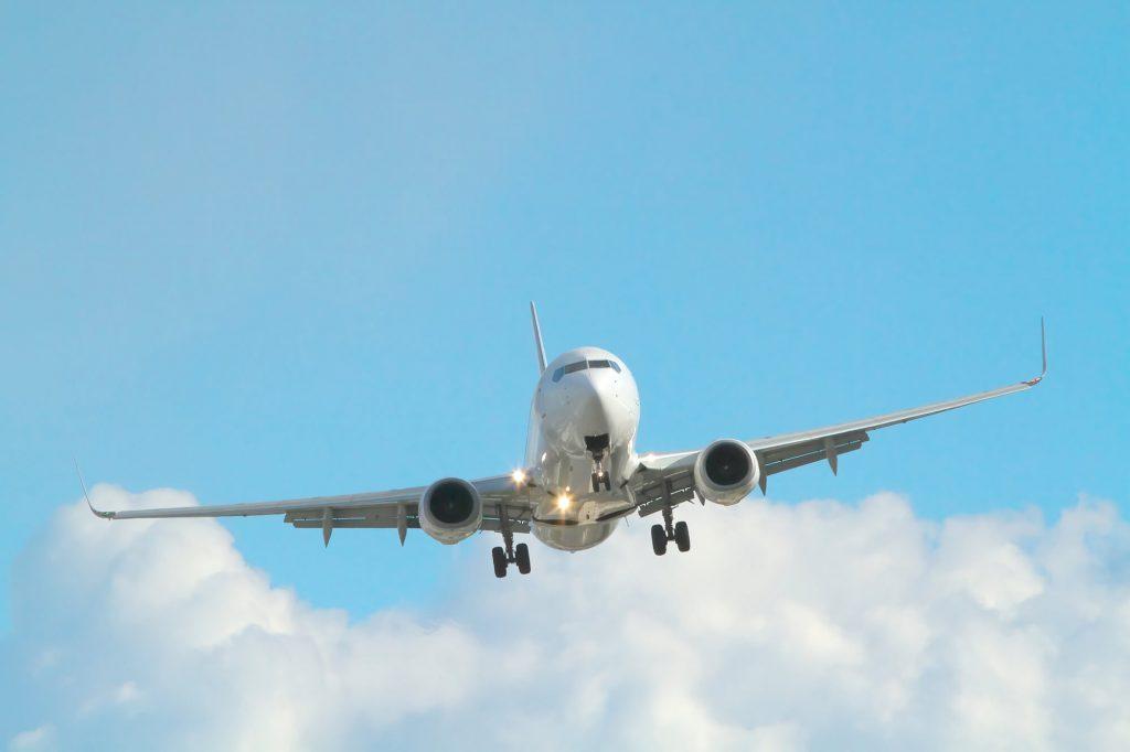 女満別_飛行機のイメージ画像