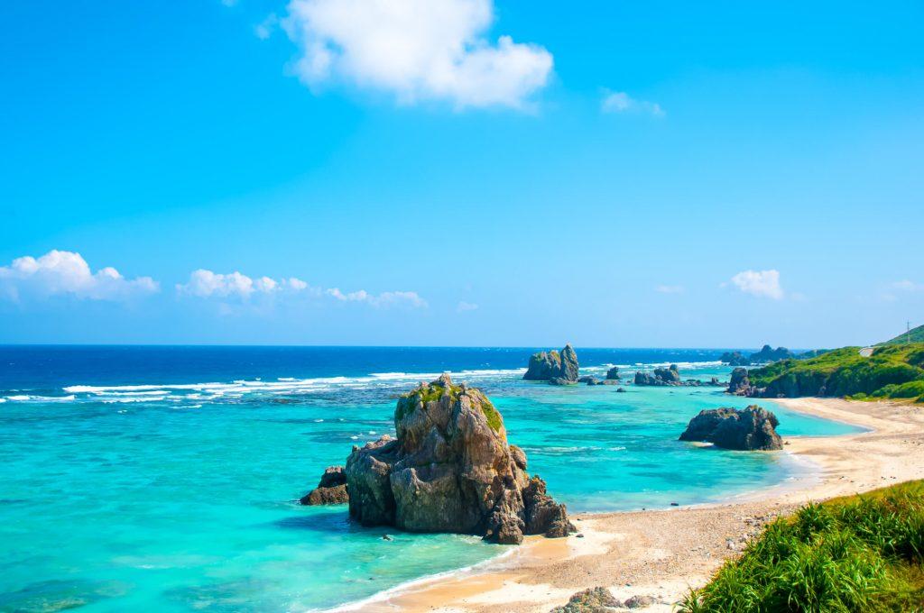 伊平屋島_フェリーのイメージ画像
