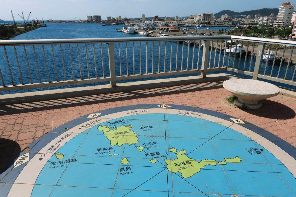 石垣島_フェリーのイメージ画像
